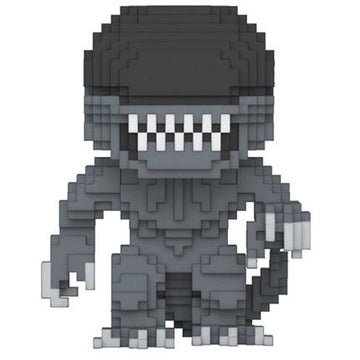 Alien POP! 8-Bit Horror Vinyl Figure Alien 9 cm