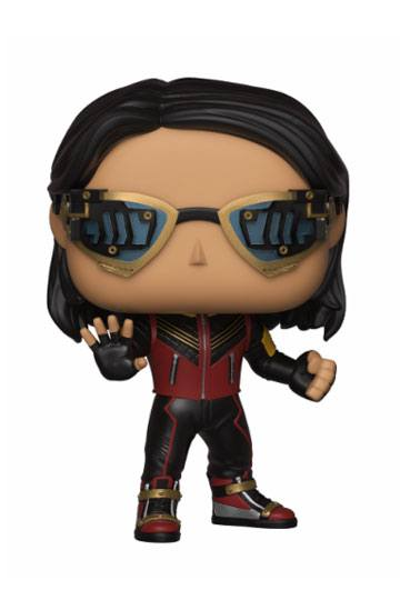 The Flash POP! Television Vinyl Figure Vibe 9 cm