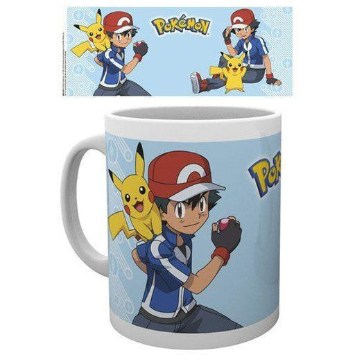 Pokemon Mug Ash - Cups & Mugs Pokémon