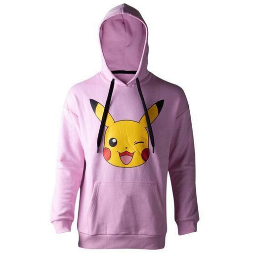 Pokémon Ladies Hooded Sweater Pikachu - Sweaters Pokémon