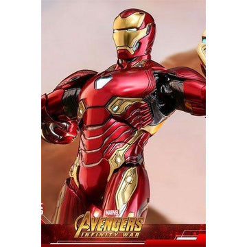 Avengers Infinity War Accessories Collection Series Iron Man Mark L Accessories - Action figures: accessories Avengers The (Marvel)