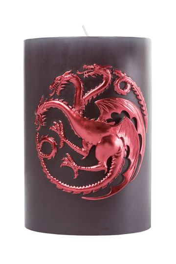 Game of Thrones XL Candle Targaryen 15 x 10 cm (ISC78066)