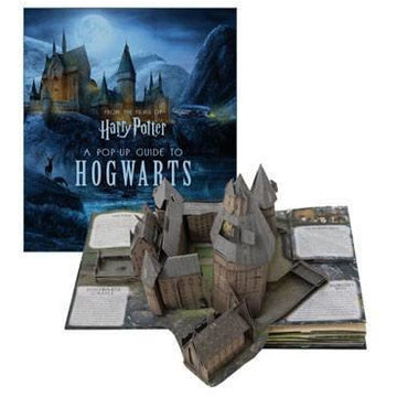 Harry Potter 3D Pop-Up Book A Pop-Up Guide to Hogwarts --- DAMAGED PACKAGING - Damaged packaging Other