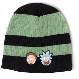 Rick and Morty Beanie Rick & Morty Striped - Beanies & Caps Rick and Morty
