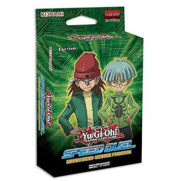 Yu-Gi-Oh! Speed Duel Starter Deck Ultimate Predators Display (10) *English Version* - Trading cards Yu-Gi-Oh