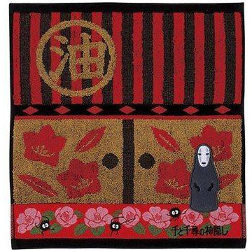 Spirited Away Towel No Face 34 x 36 cm - Towels Studio Ghibli