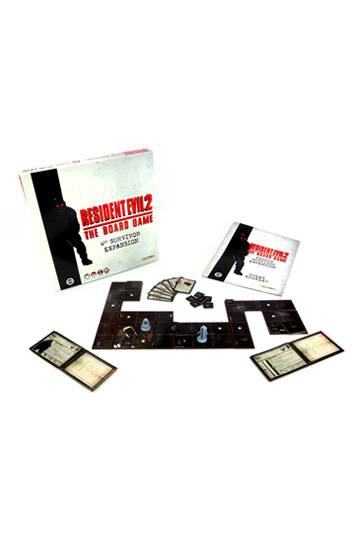 Resident Evil 2 The Board Game Expansion 4th Survivor *English Version* (SFGRE2-007)
