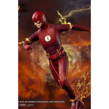 The Flash Real Master Series Action Figure 1/8 Flash 23 cm - Action figures Flash