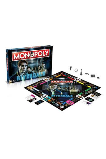 Riverdale Board Game Monopoly *English Version* (WIMO038287)
