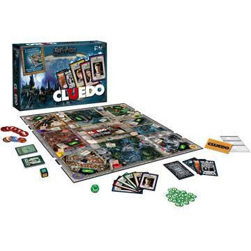 Harry Potter Board Game Cluedo Collectors Edition *German Version* (WIMO11453)