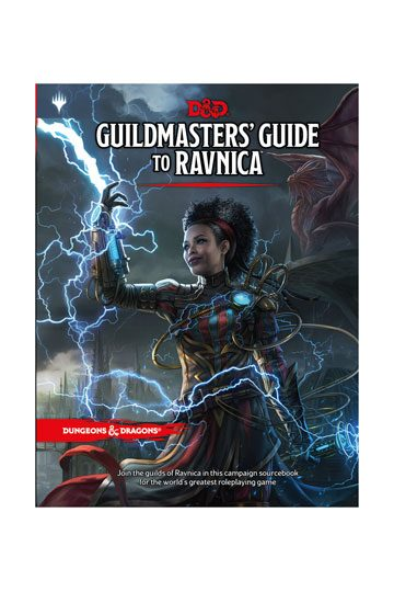 Dungeons & Dragons RPG Guildmasters' Guide to Ravnica english (WOTCC58350000)