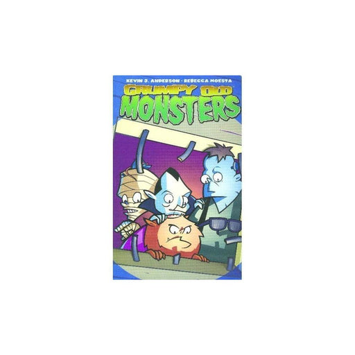 GRUMPY OLD MONSTERS TPB - Books-Graphic-Novels