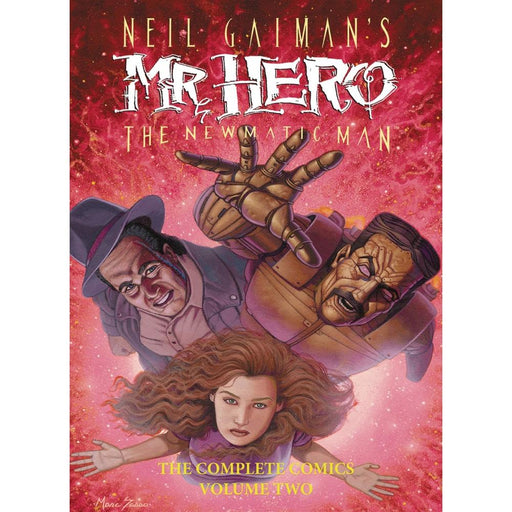 NEIL GAIMANS MR HERO HC 02 - Books-Graphic-Novels