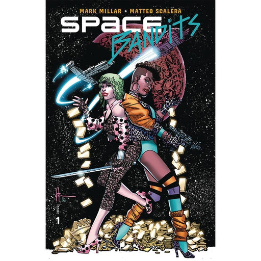 SPACE BANDITS #1 (OF 5) CVR C VAR - Comics