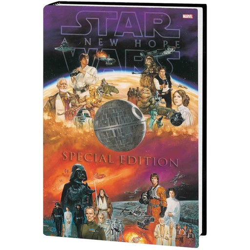STAR WARS SPECIAL EDITION HC NEW HOPE - Books-Graphic-Novels