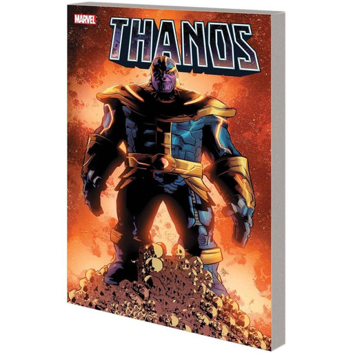 THANOS VOL 01 THANOS RETURNS TPB - Books-Graphic-Novels
