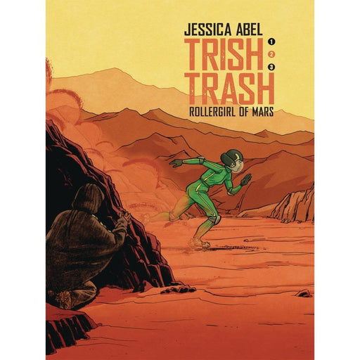TRISH TRASH HARDCOVER 02 - Books-Graphic-Novels