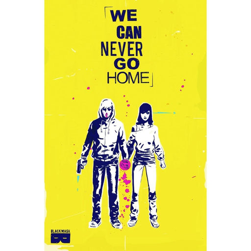 WE CAN NEVER GO HOME TPB - Books-Graphic-Novels