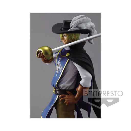 One Piece Treasure Cruise World Journey PVC Statue Sanji 22 cm