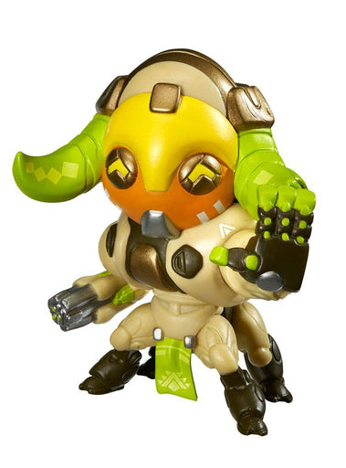 Overwatch Cute but Deadly Medium Vinyl Figure Orisa 10 cm (BLIZMER-2394)