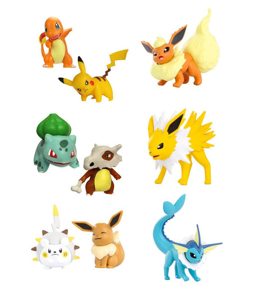 Pokémon Mini Figures Packs 5-7 cm Wave 4 Assortment (6) (BOTI36209)