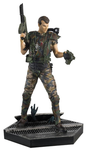 The Alien & Predator Figurine Collection Hudson (Aliens) 12 cm