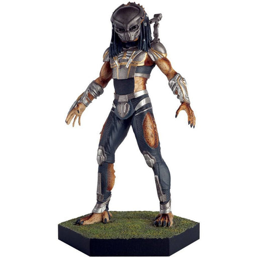 The Alien & Predator Figurine Collection Killer Clan Predator (AvP: Three World War) 14 cm --- DAMAGED PACKAGING (EAMONOV182308DAP)