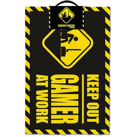 Gamer At Work Doormat Keep Out 40 x 60 cm (GP85337)