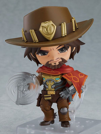 Overwatch Nendoroid Action Figure Mccree 10 cm (GSC90680)