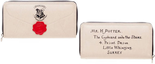Harry Potter Wallet Hogwarts Letter