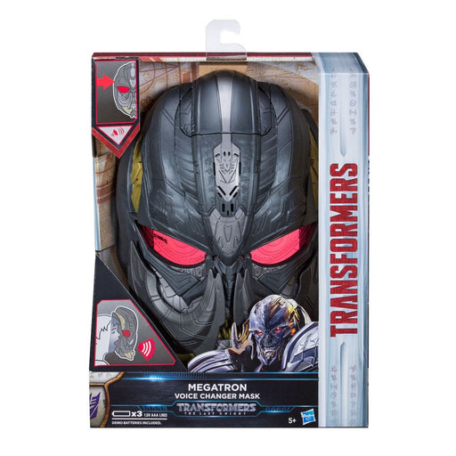 Transformers The Last Knight Voice Changer Mask Assortment (2) (HASC0888EU40)