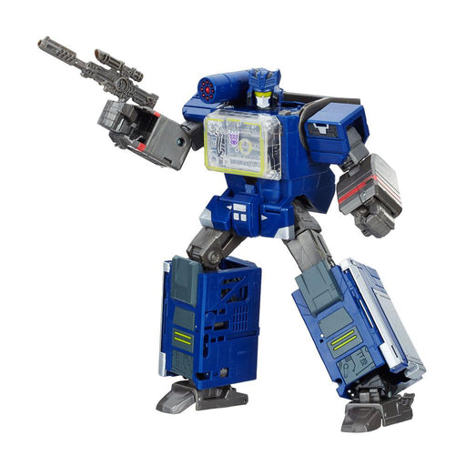 Transformers Bumblebee Greatest Hits Action Figure Soundwave & Doombox 23 cm (HASE2049)