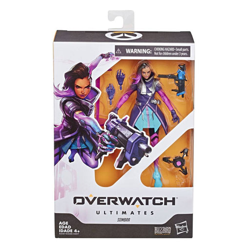 Overwatch Ultimates Core Action Figures 15 cm 2019 Wave 1 Assortment (8) --- DAMAGED PACKAGING