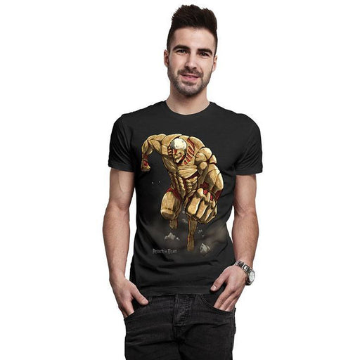 Attack on Titan T-Shirt Titan (INDIE1735L)