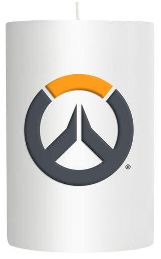Overwatch XL Candle Logo 15 x 10 cm (ISC78605)