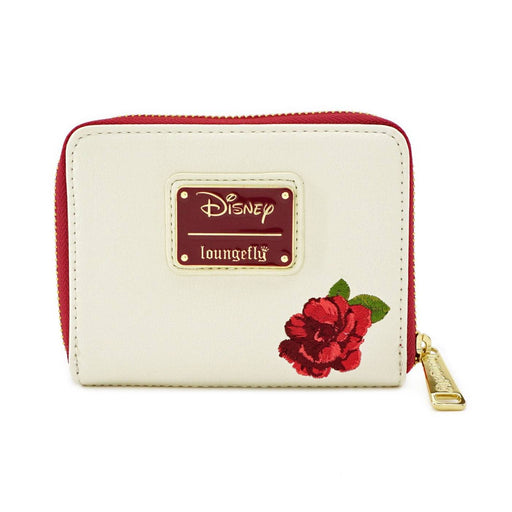 Beauty and the Beast by Loungefly Wallet Flowers