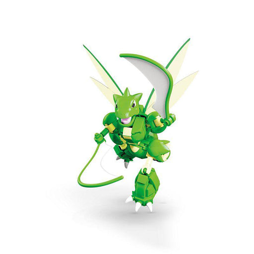 Pokémon Mega Construx Construction Set Super-Sized Scyther 13 cm --- DAMAGED PACKAGING