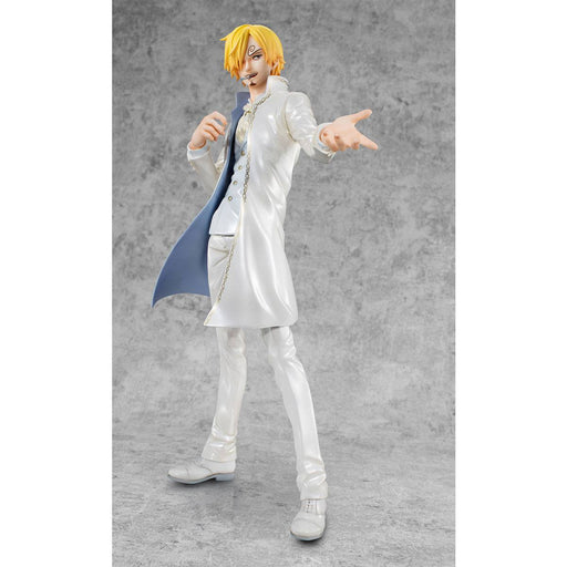 One Piece Excellent Model P.O.P Limited Edition PVC Statue 1/8 Sanji Ver WD 23 cm (MEHO715907)