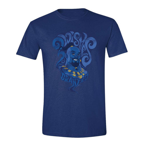 Aladdin T-Shirt Genie Wish Granted (PCMTS1398ALDS)