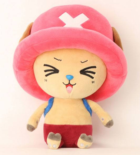 One Piece Plush Figure Chopper New Ver. 4 25 cm (SAKA54162)