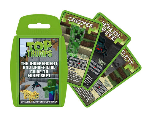 Independent & Unofficial Guide to Minecraft Card Game Top Trumps *German Version* (WIMO63568)