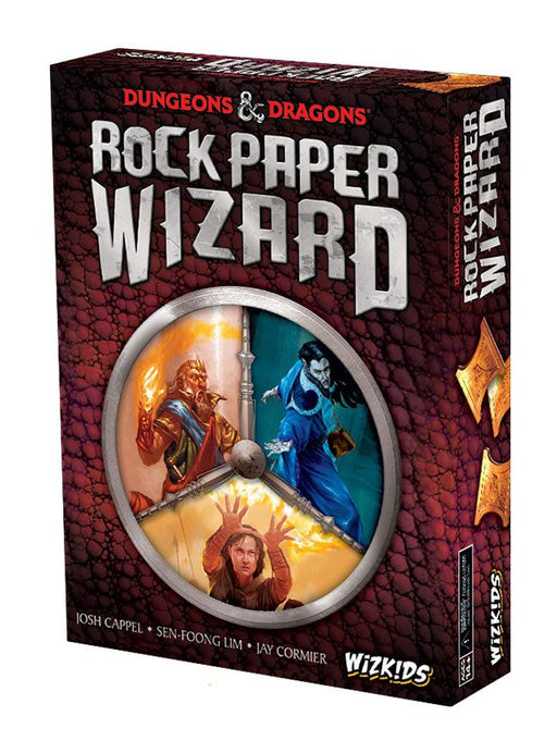 Dungeons & Dragons Board Game Rock Paper Wizard *English Version* (WIZ72789)