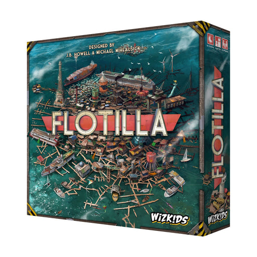 Flotilla Board Game *English Version*