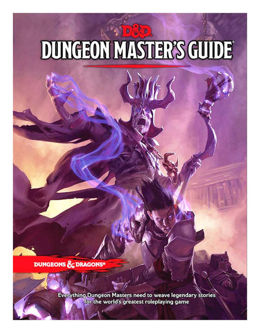 Dungeons & Dragons RPG Dungeon Master's Guide english