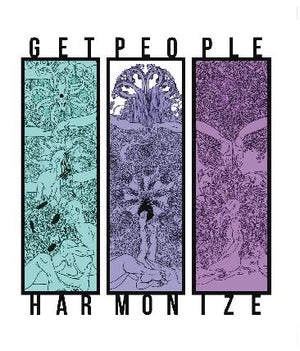 "Get People - Harmonize EP (12"")"
