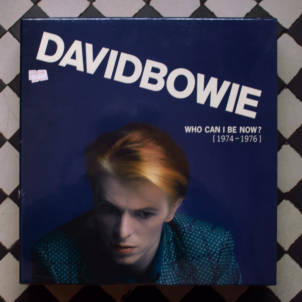 David Bowie - Who Can I Be Now? (1974-1976) Boxset