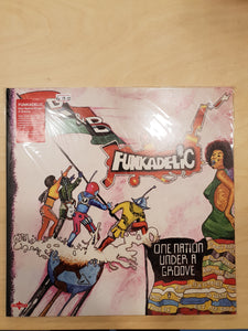 Funkadelic- One Nation Under A Groove