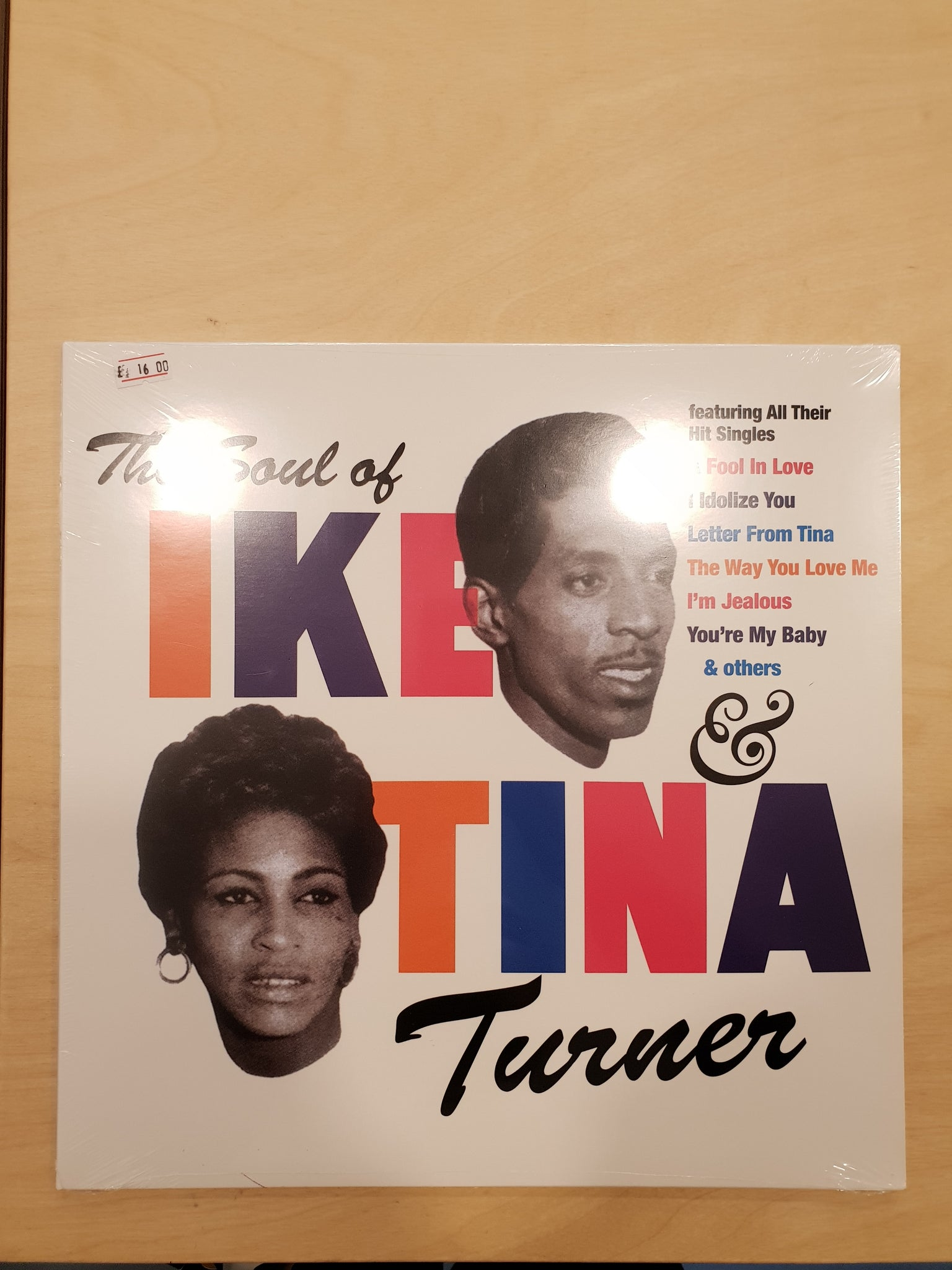 Ike & Tina Turner - The Sound Of Ike & Tina Turner