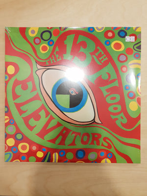 13th Floor Elevators- The Psychadelic Sound Of