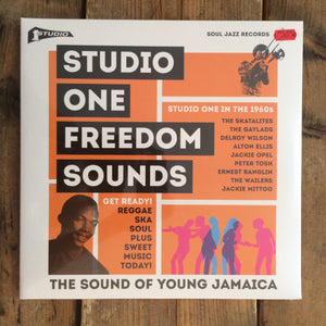 Studio One - Freedom Sounds